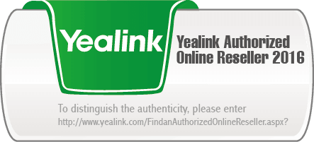 Yealink Authorized Online Reseller Logo-2016